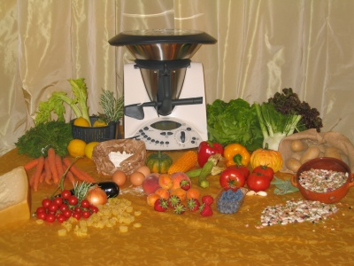 Bimby vorwerk folletto robot ricette ricettario cucina - Macchina per cucinare bimby ...