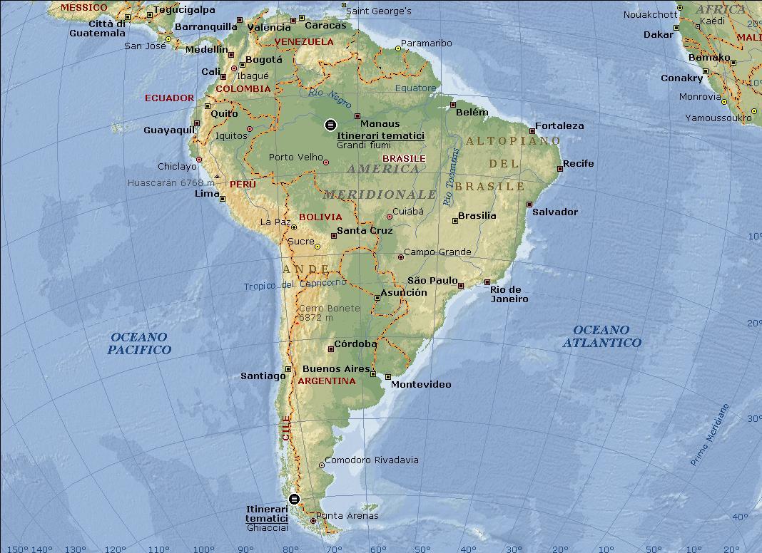 Cartina Dell Africa Fisica E Politica.Nord America Carta Geografica Mappa Gratis E Ricette Del Nord America