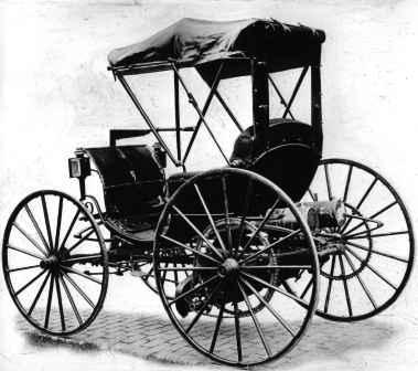 ford - L'auto di mia Nonna - Ford del 1893 Prime_automobili