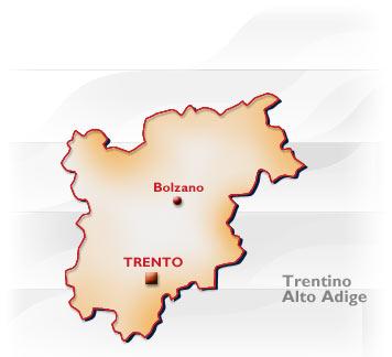 Cartina Stradale Del Trentino Alto Adige.Trentino Conformazione Popolazione Origini Del Nome Posizione Confine Trentine